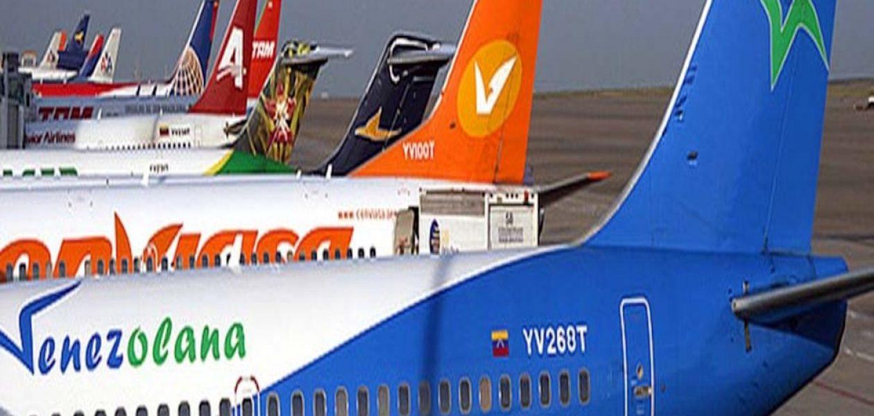 Entra en vigencia suspensión de aerolíneas venezolanas en Panamá