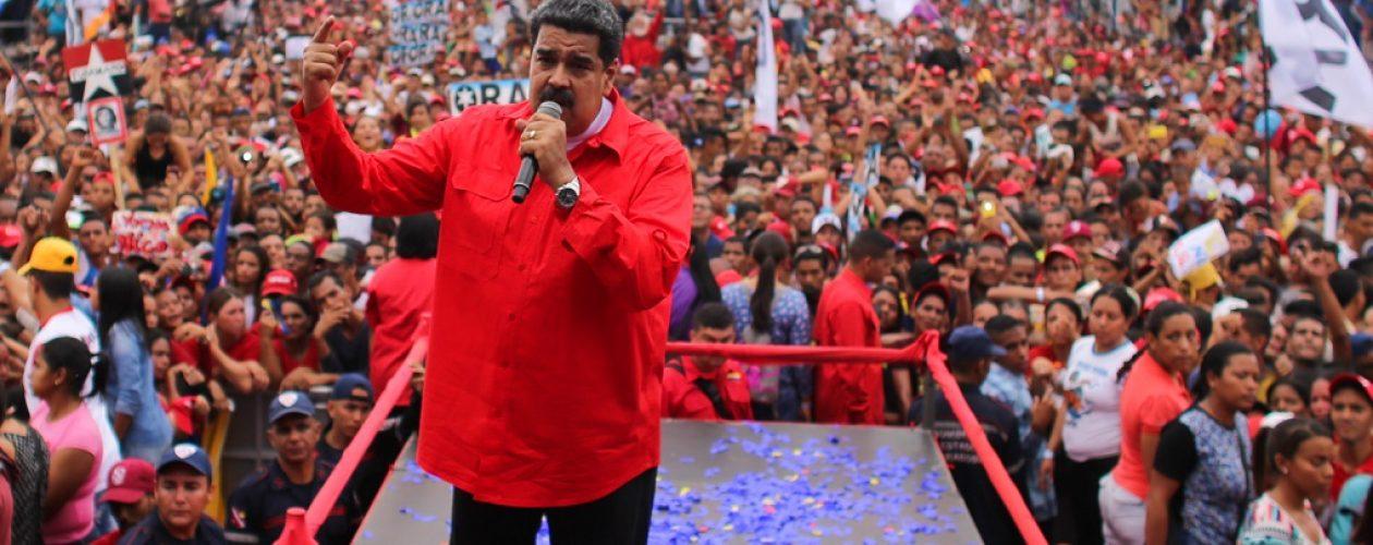 Maduro tildó de «insolentes» a la UE ante posibles sanciones