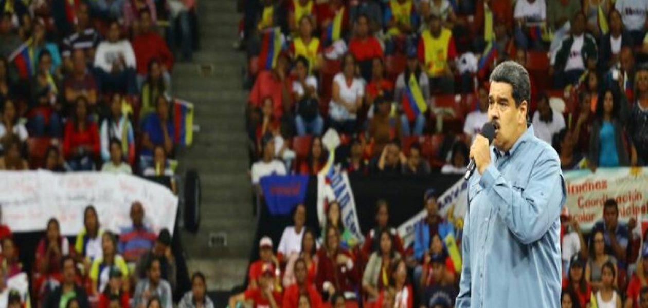 Maduro plantea retomar diálogo luego de las elecciones