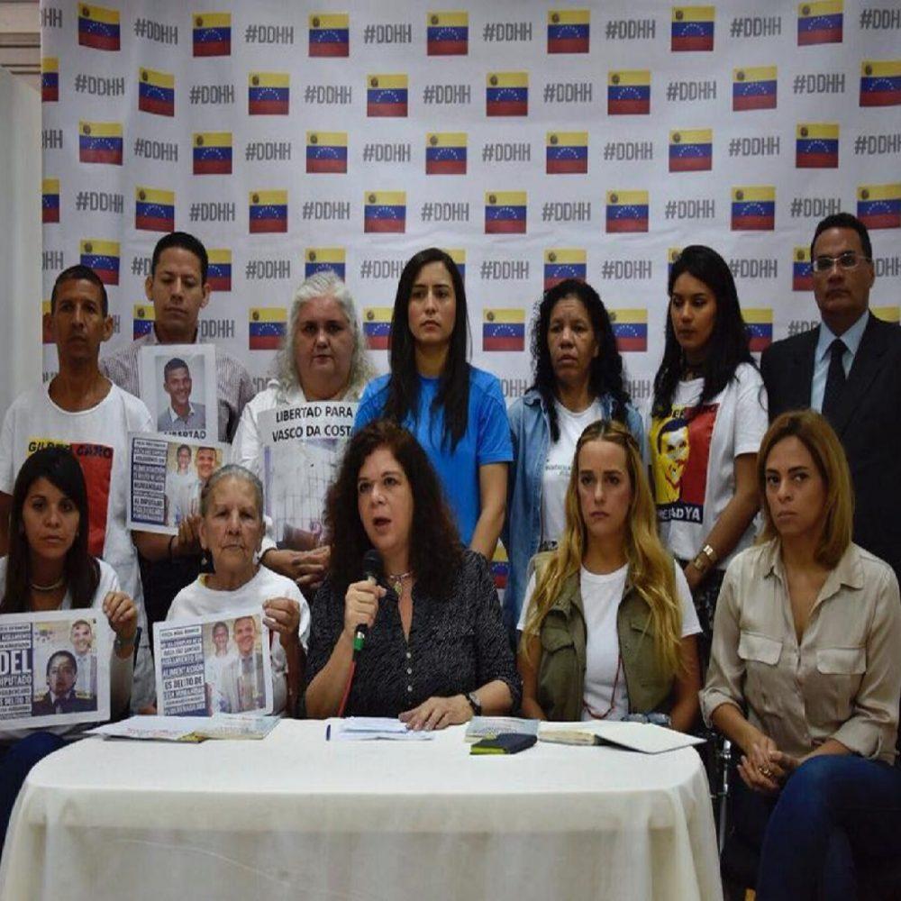 Abogada: Gilber Caro contrajo amibiasis por agua contaminada de la prisión