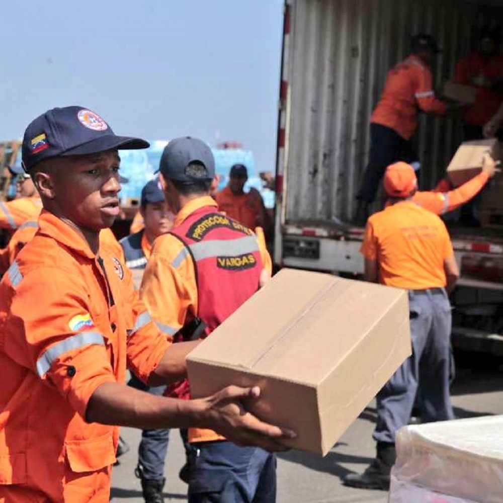 Maduro envió ayuda humanitaria a Cuba pese a crisis en Venezuela