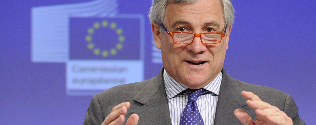 Presidente del Parlamento Europeo pide nuevas sanciones contra Maduro