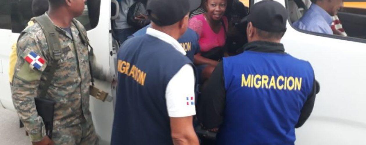 Deportación de venezolanos en República Dominicana