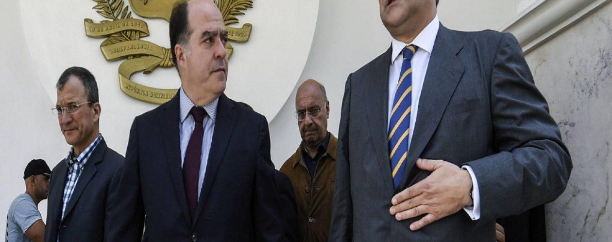 Fue expulsado el embajador español de Venezuela
