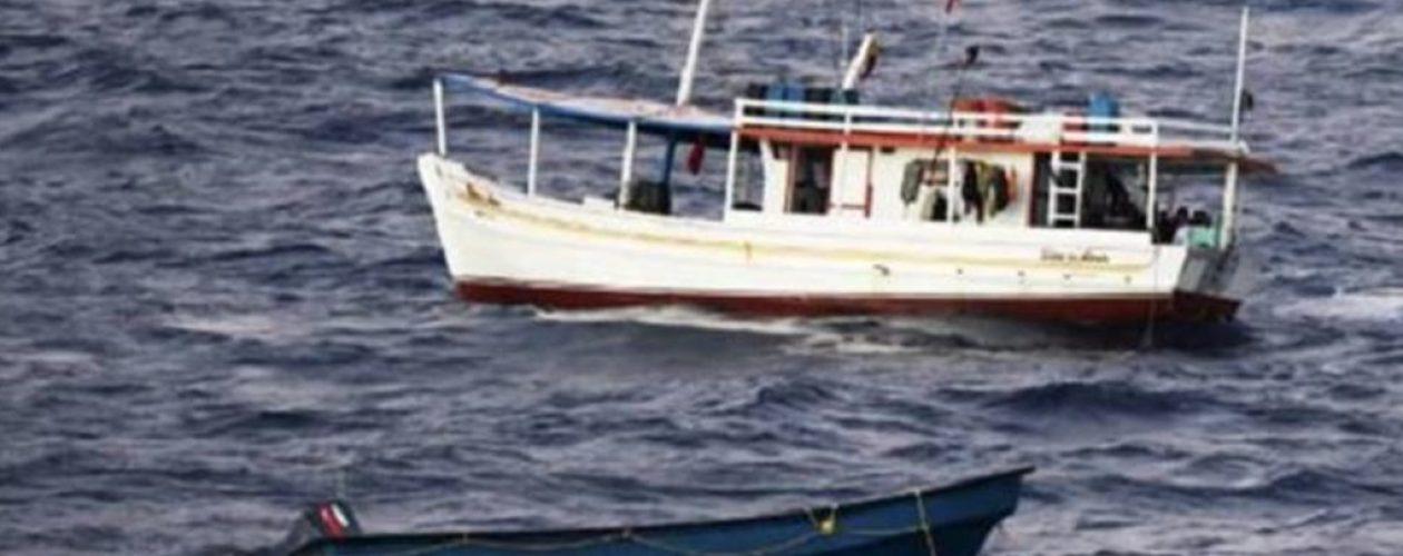Habla esposa de un desaparecido en naufragio de lancha en Curazao