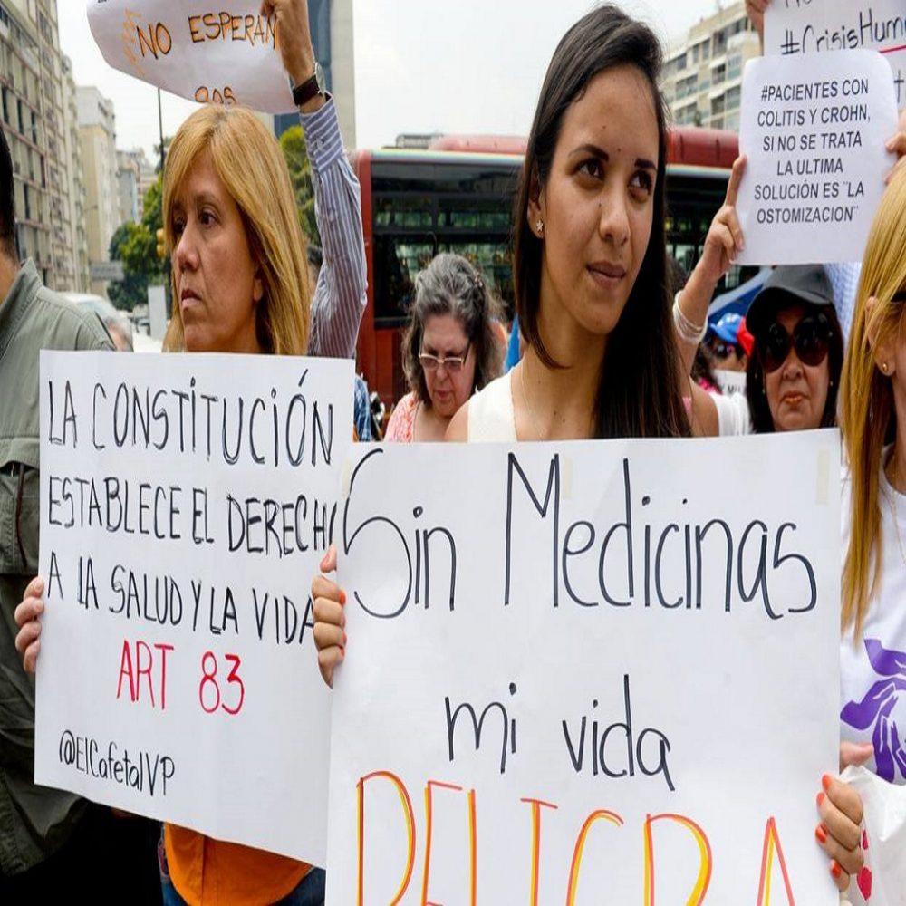 Exigen comida, medicamentos y mejores salarios en El Algodonal