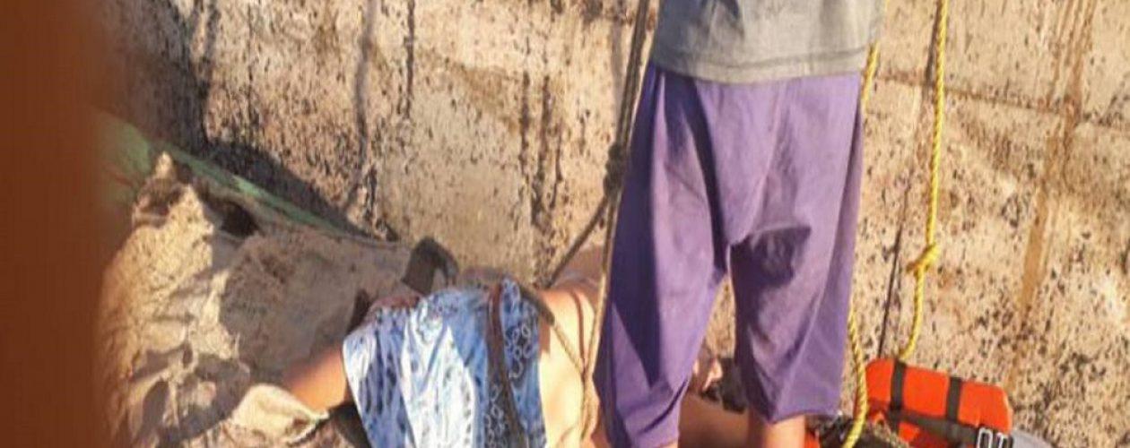 Encuentran cadáver de una mujer en el puente de Maracaibo