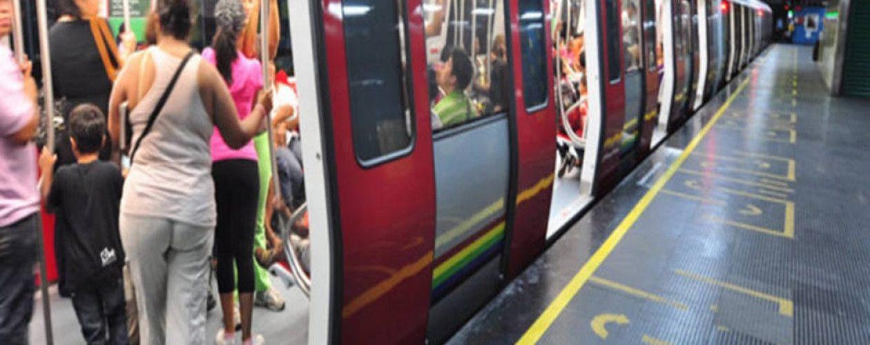 Detonaciones en el metro de Caracas este viernes (Vídeos)