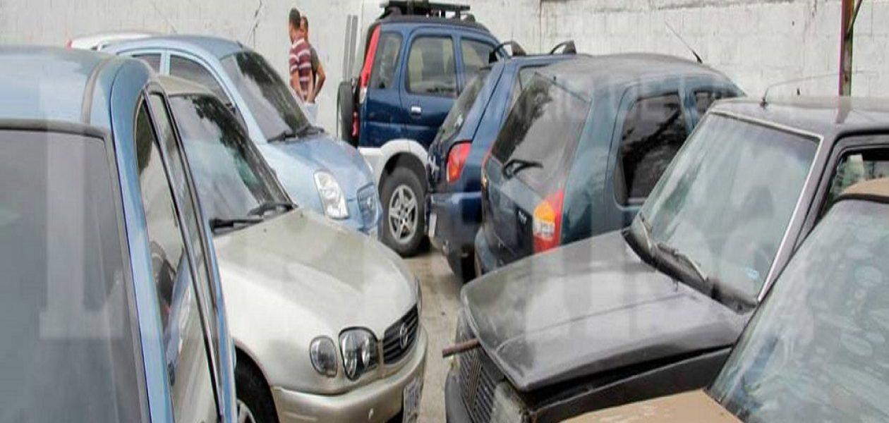 300.000 vehículos en el Zulia dejaron de transitar