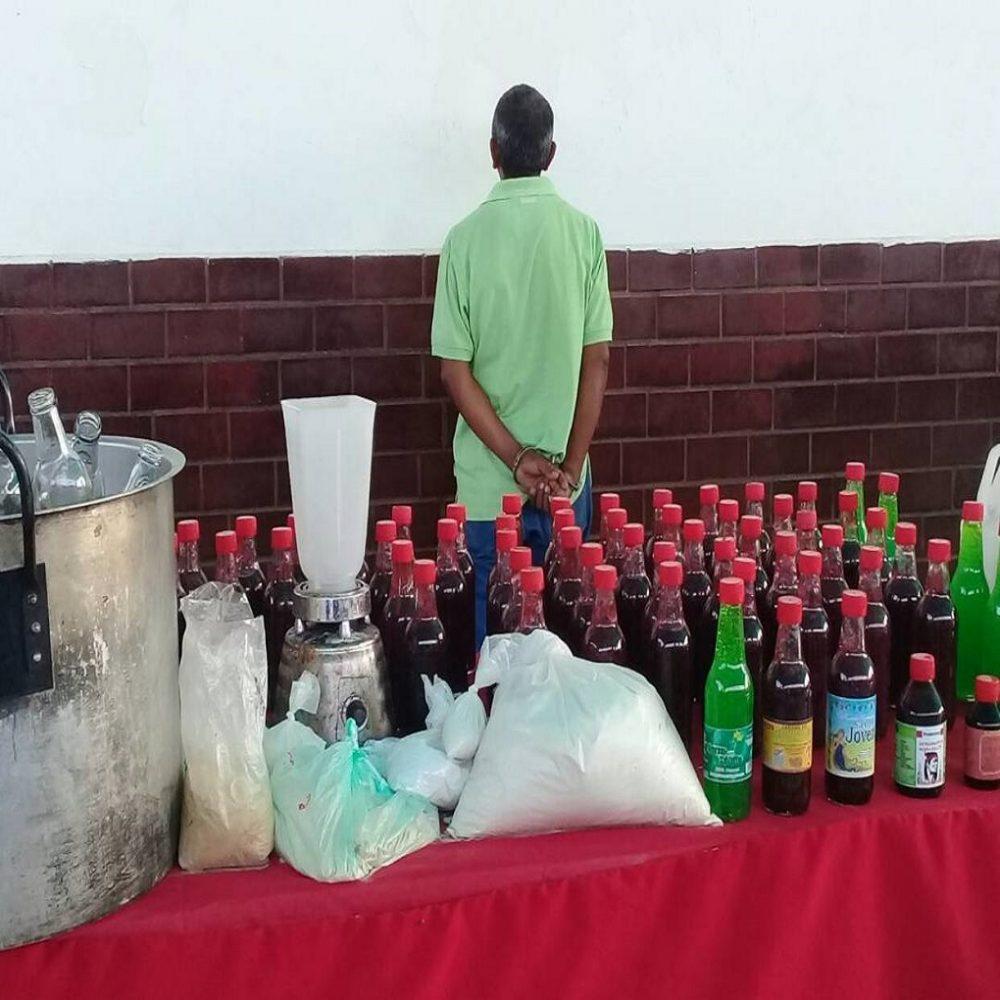 Detenidos comerciantes por vender medicinas falsas en el mercado de Pulgas de Maracaibo