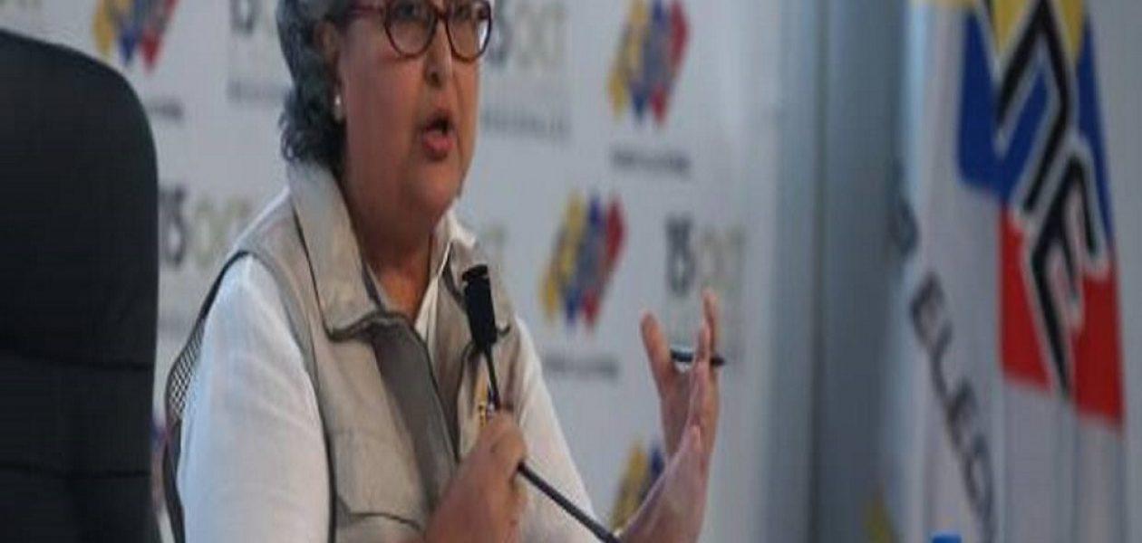 CNE aseguró que la reubicación de los centros de votación a su sede de origen