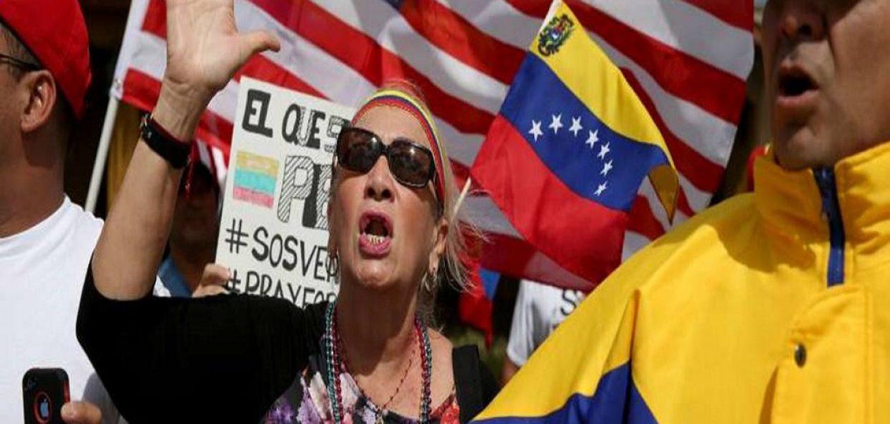 Ciudadanos Independientes Venezolano-Estadounidenses exigieron más sanciones contra funcionarios de Maduro