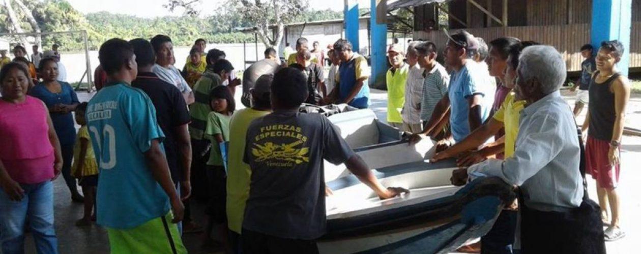 Trabajadores waraos de la Alcaldía de Delta Amacuro fueron despedidos por «saturación»