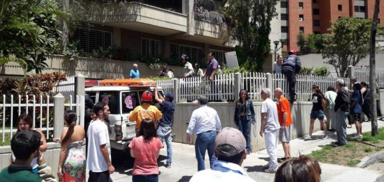 Un niño de 5 años murió al caer de edificio en Terrazas del Ávila