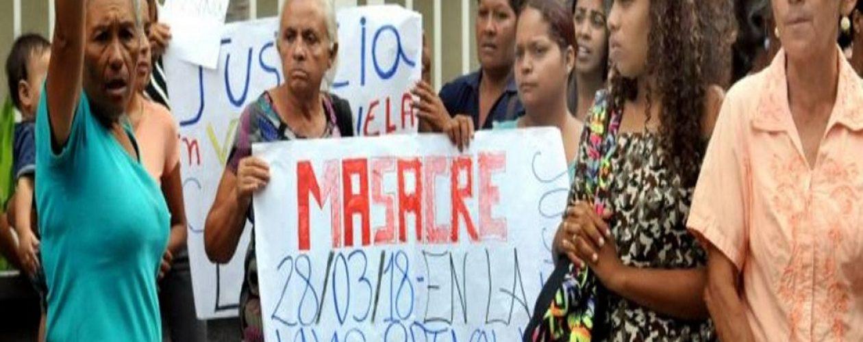 Algunos reclusos de Policarabobo fallecieron por impacto de bala