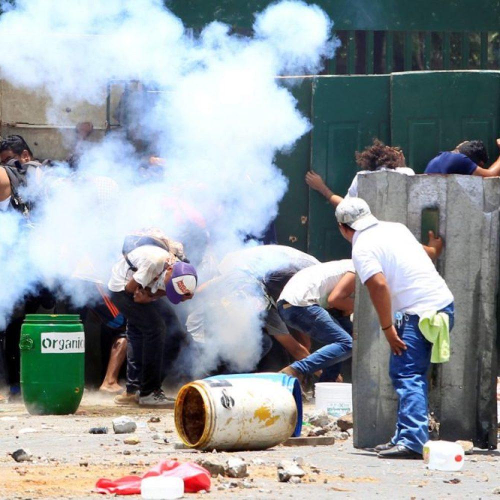 98 fallecidos dejan protestas en Nicaragua desde el mes de abril