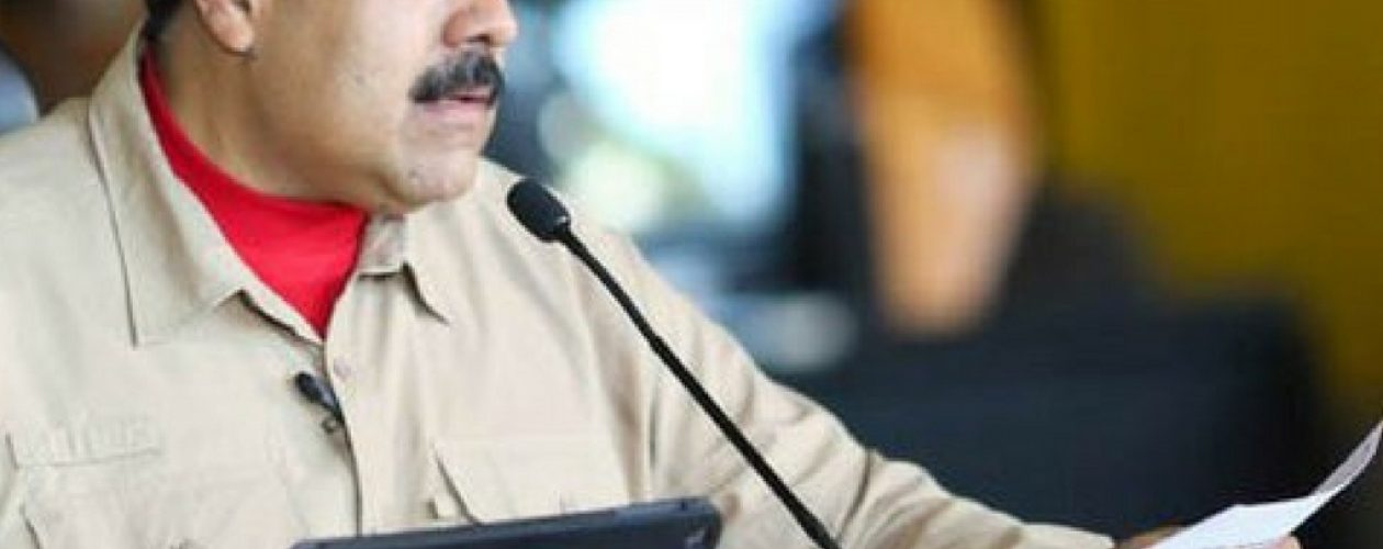 Maduro decreta próximo miércoles 1 de febrero no laborable