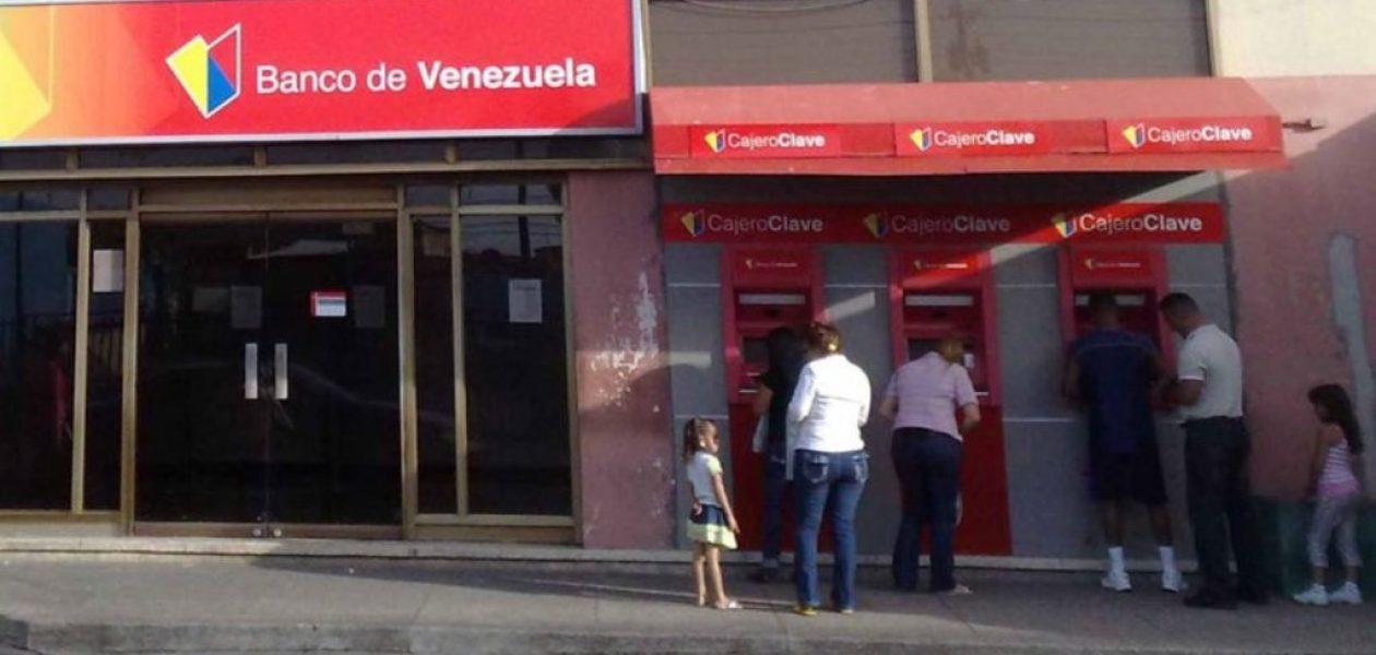 Banco de Venezuela informa que fueron restablecidos sus servicios