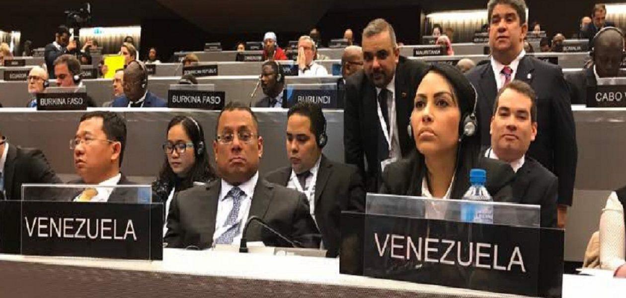 Unión Interparlamentaria aprobó enviar misión de observación a Venezuela