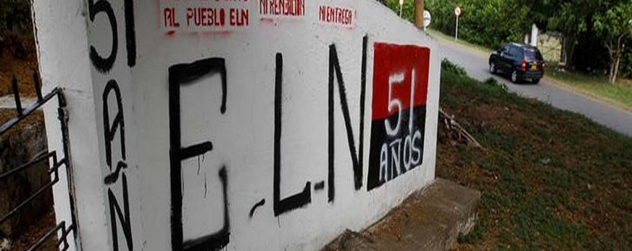 La ELN secuestran y adoctrina a jóvenes venezolanos