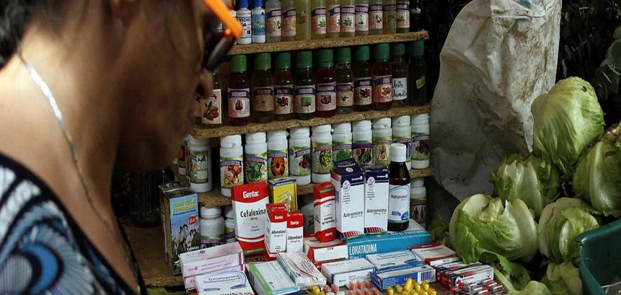 Bachaqueros de Catia venden medicinas arriesgando la salud de los venezolanos