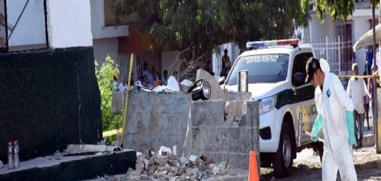 Santos anunció la captura de cuatro sujetos vinculados en los atentados a la policía