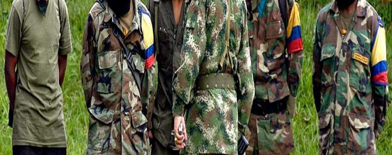 Lo que paga la guerrilla colombiana a jóvenes venezolanos en la frontera