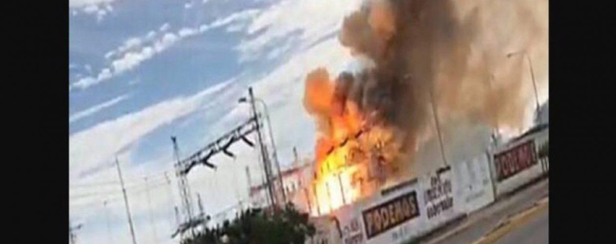 Gobernador del Zulia afirmó que fue un «ataque terrorista» la causa de explosión en Cabimas
