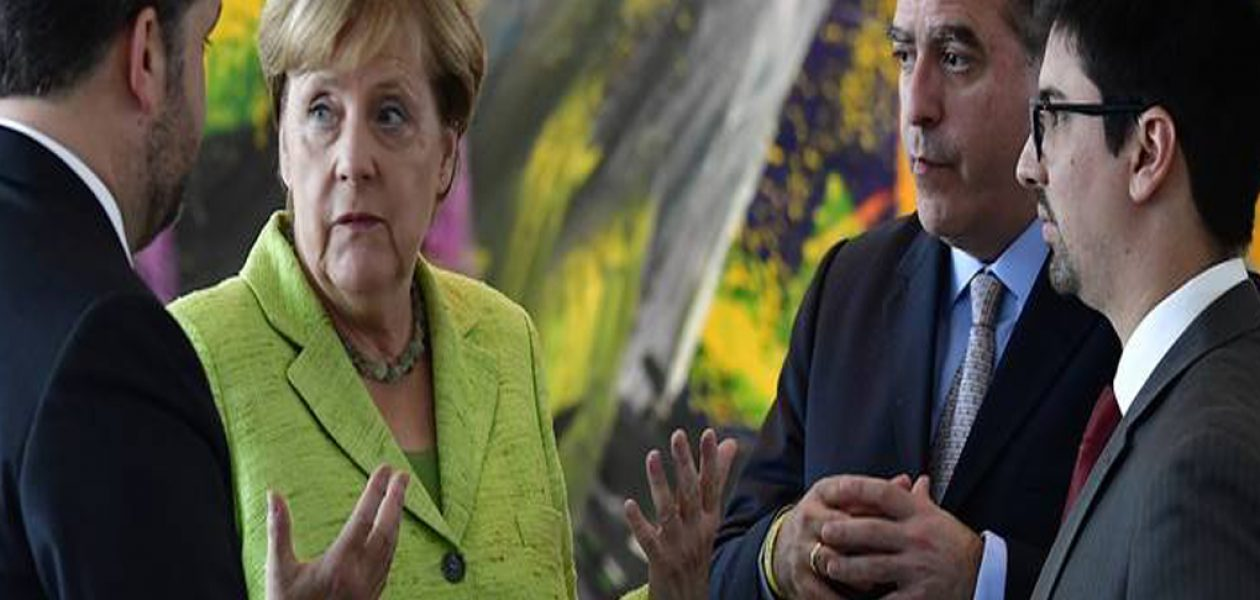Canciller de Alemania garantiza respaldo a la Asamblea Nacional