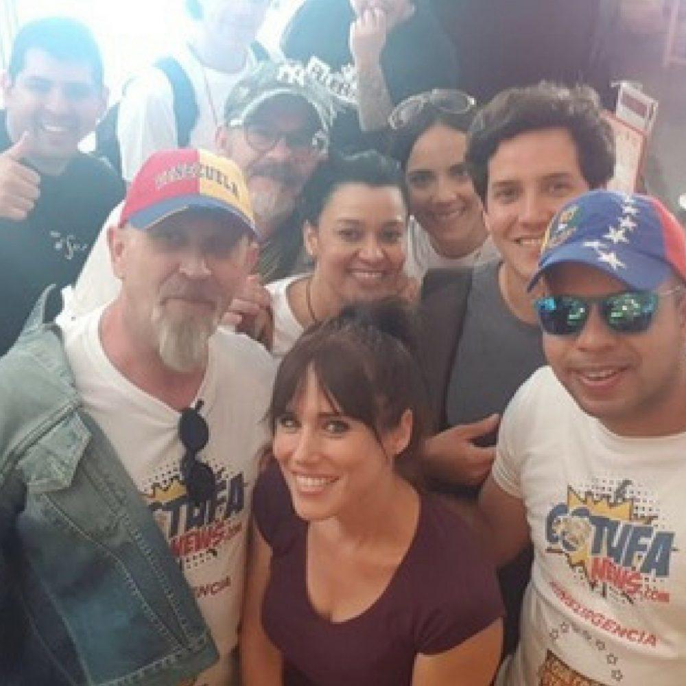 Venezuela Libre: Al Sur, Más Al Sur, El Sur de Huertas