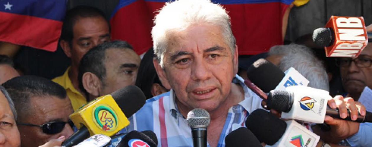 Golpe de Estado en Barquisimeto: Destituyen al alcalde Alfredo Ramos