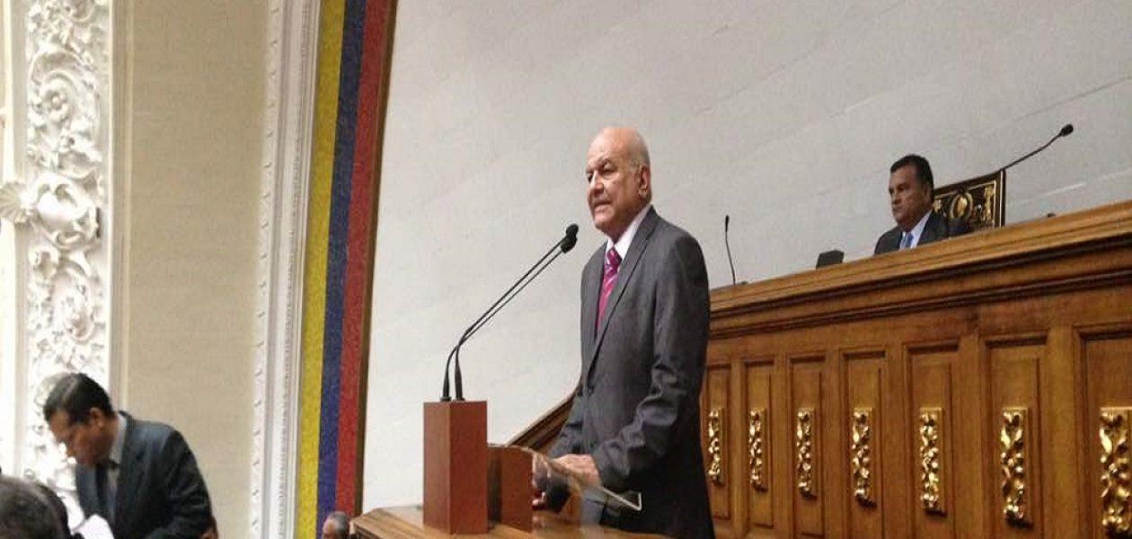 Asamblea Nacional discutió sobre la producción agropecuaria en crisis de Venezuela