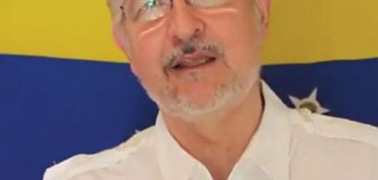 Solicitan designar Antonio Ledezma como presidente encargado de Venezuela