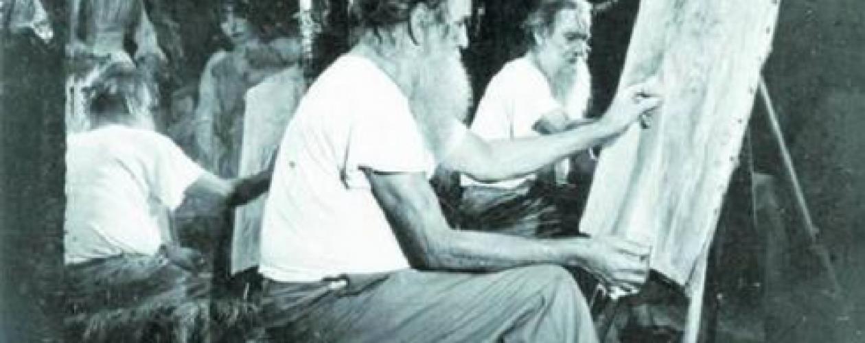 10 de mayo día del Artista Plástico en honor al maestro Armando Reverón