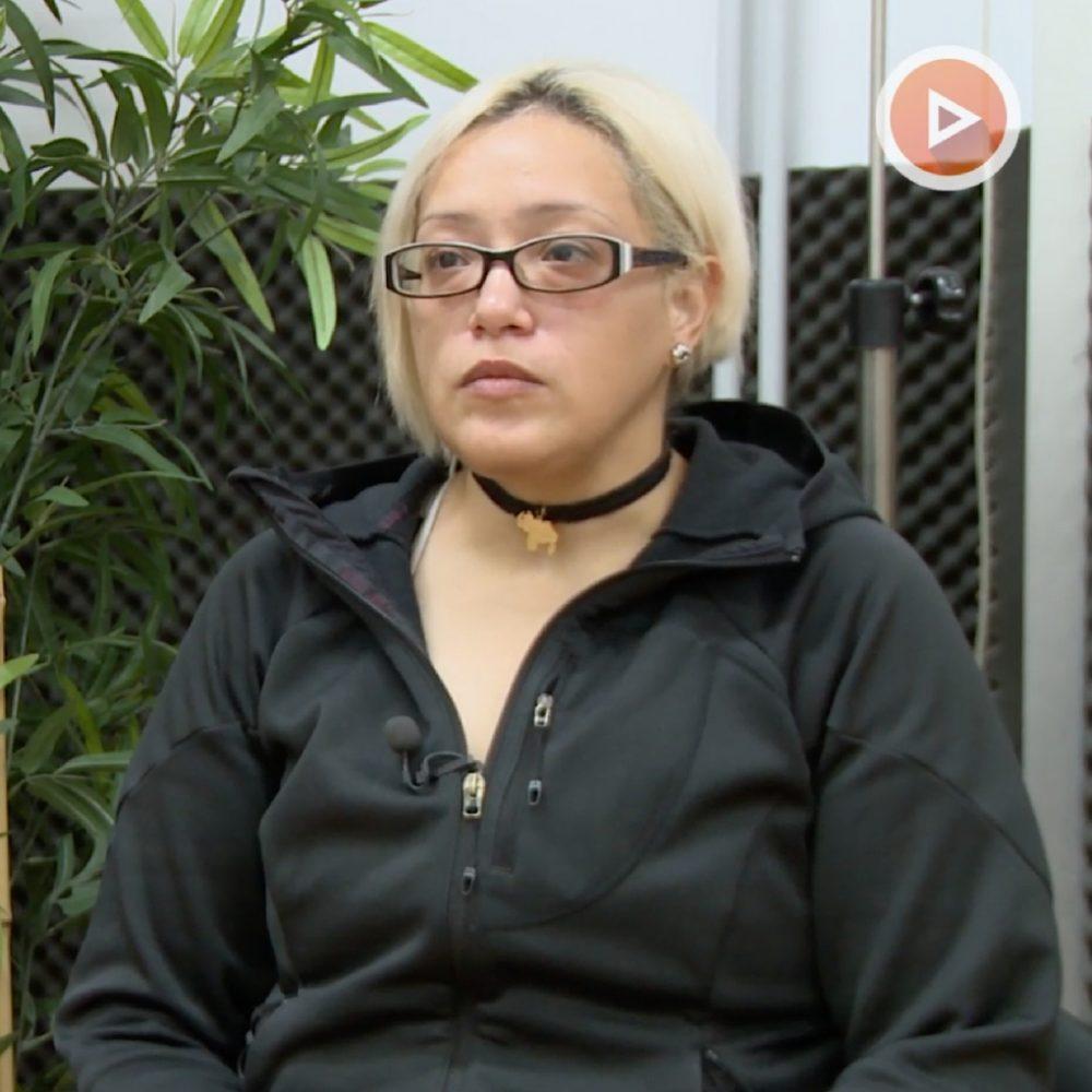 En Exclusiva: entrevista desde el exilio a Araminta González