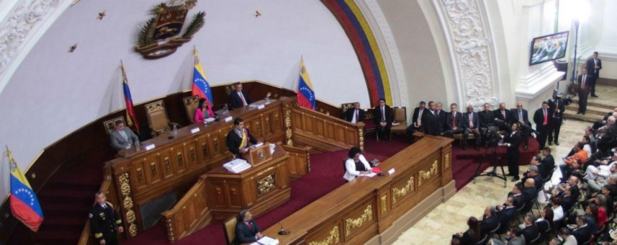 AN insistió que elecciones agravaría crisis e ilegitimidad del chavismo