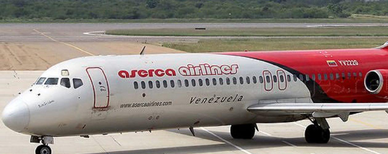 """Aserca: """"A nuestra querida Venezuela, notificamos el cese de nuestras operaciones en el país"""""""
