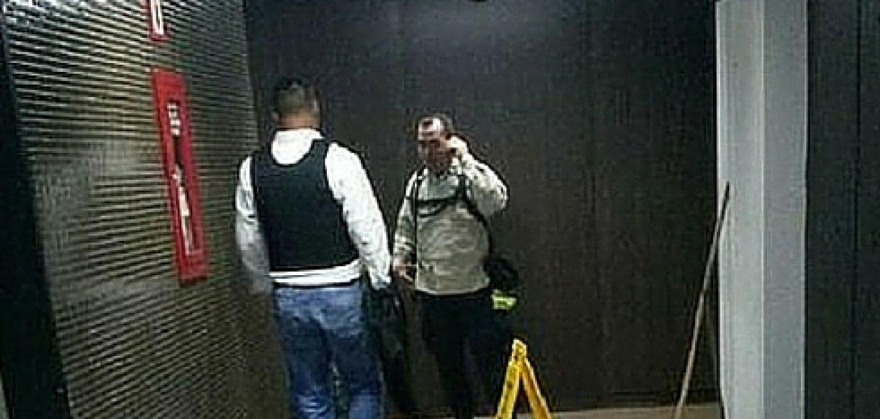 Abatido hombre que ingresó armado al BCV