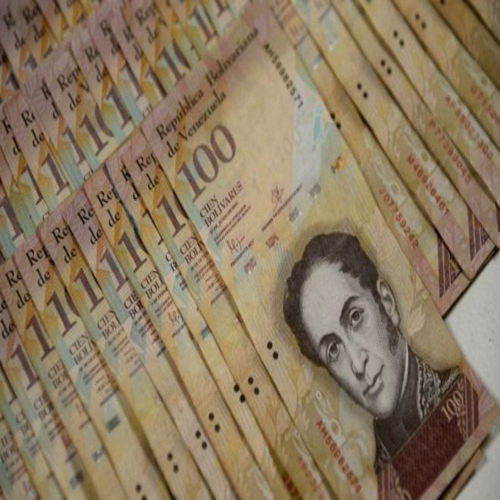 Billete de 100 bolívares circulará hasta el próximo 4 de junio