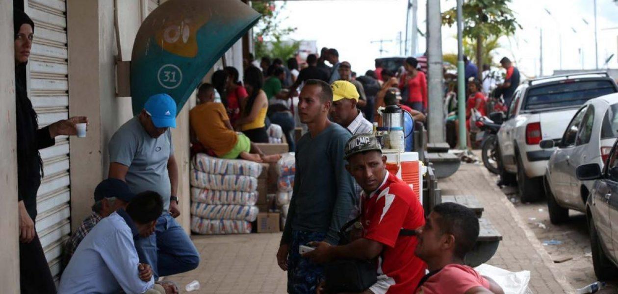 Venezolanos repuntaron solicitudes de refugio en Brasil durante 2017