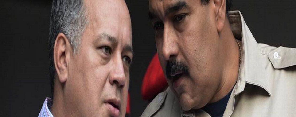 Europa sancionó a Diosdado Cabello, Maikel Moreno y Tibisay Lucena