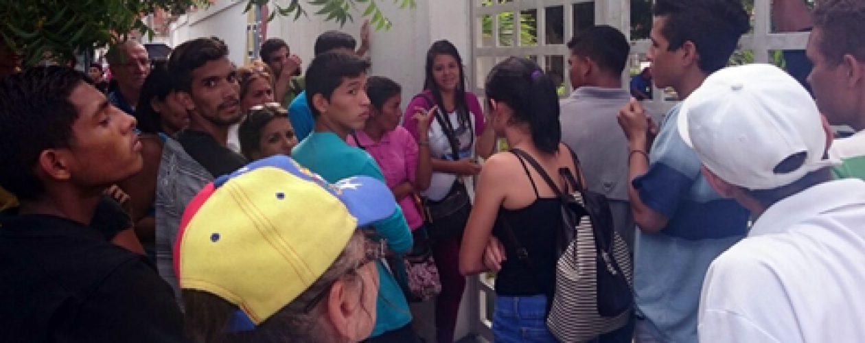 CNE con paso lento para registro electoral