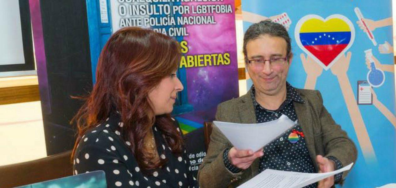 COLEGAS se compromete a ayudar a los LGBTI venezolanos ante la grave crisis sanitaria que padecen