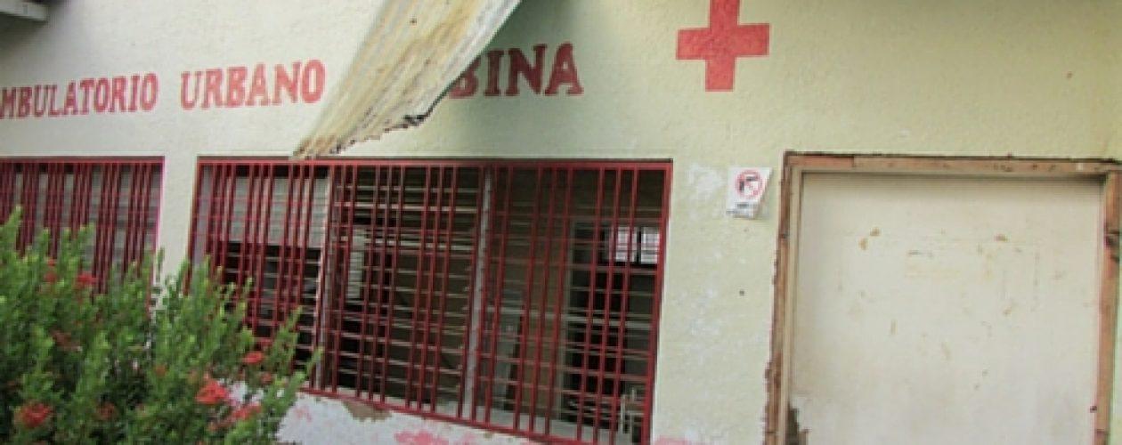 Ambulatorios de Cabimas en pleno abandono