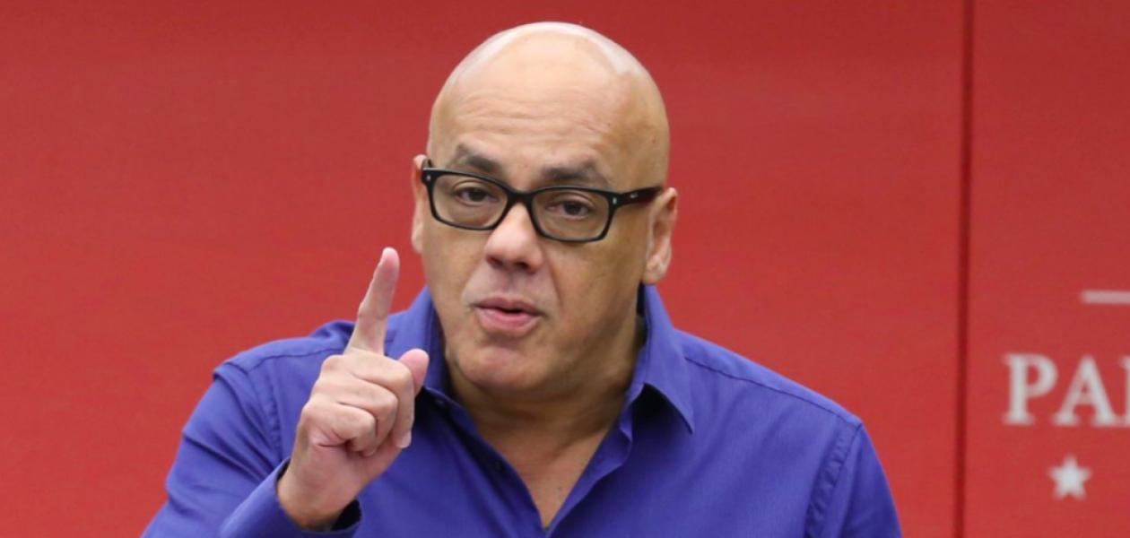 Maduro pidió a Jorge Rodríguez supervisar la creación de una planta de papel