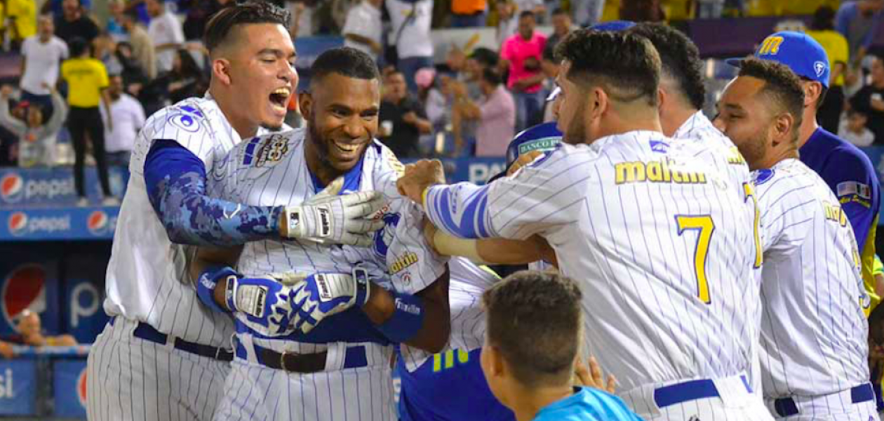 Magallanes pasó a semifinales tras ganar el comodín