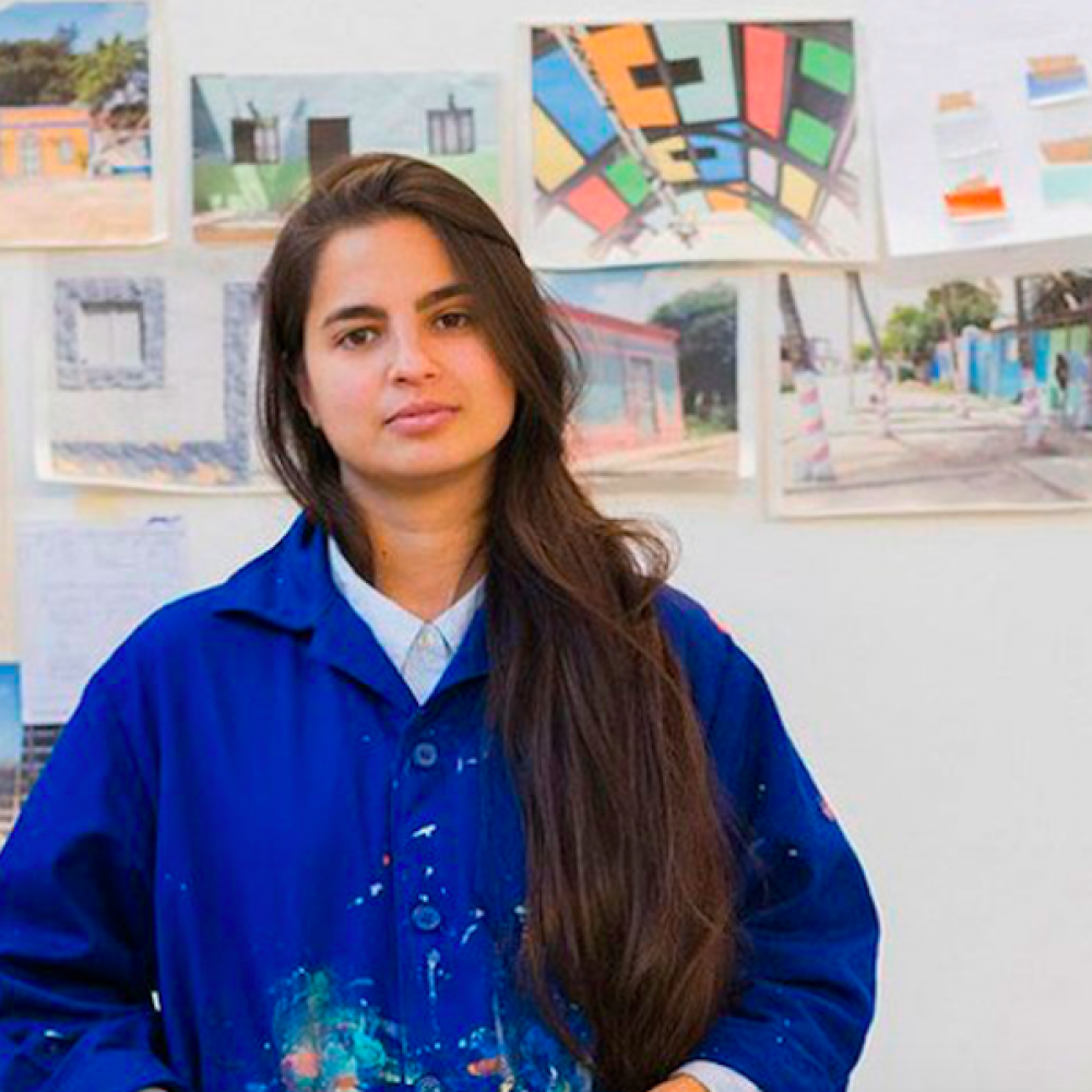 Venezolana Sol Calero, la más votada en Premio de Galería Nacional de Alemania