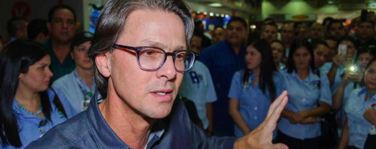 Lorenzo Mendoza descarta postularse para presidenciales del 22 de abril