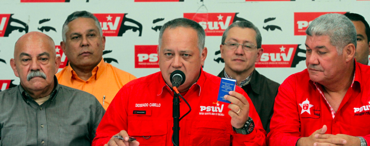 PSUV se adelanta al CNE y celebrará congreso para lanzar candidatura de Maduro