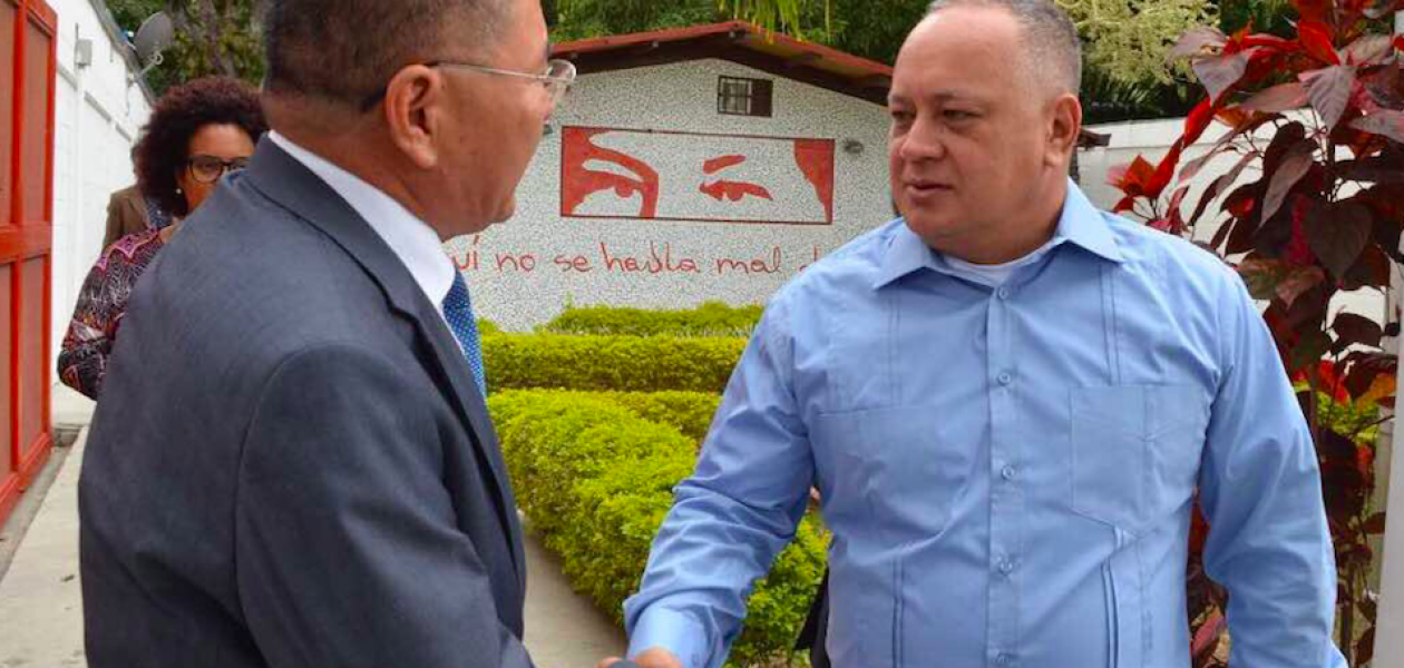 Diosdado Cabello estrecha «relaciones de amistad» con Corea del Norte